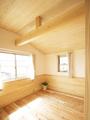 2階の子ども室。
