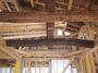 木材は100年目を超えてもなお強度が増します。なので、古材は構造材にも十分利用できます。