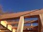 木組み上棟