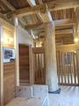 樹齢70年のケヤキ大黒柱