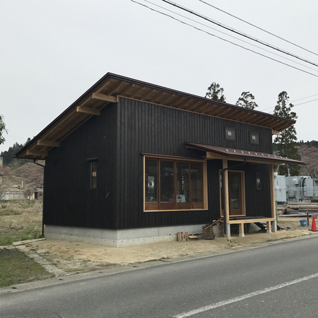 【こけし雑貨のあるカフェ】(鳴子温泉川渡)