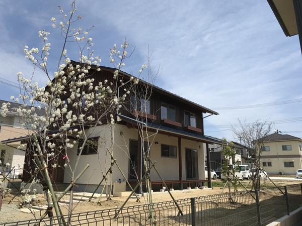 【野蒜ヶ丘の家】(東松島市)
