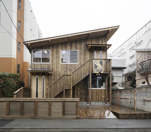 【日能研大船校仮設教室】(鎌倉市)