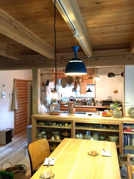 古道具と仲良しの家(仙台市太白区)