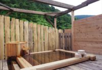 鳴子温泉扇屋【空の風呂・山の風呂】改装工事